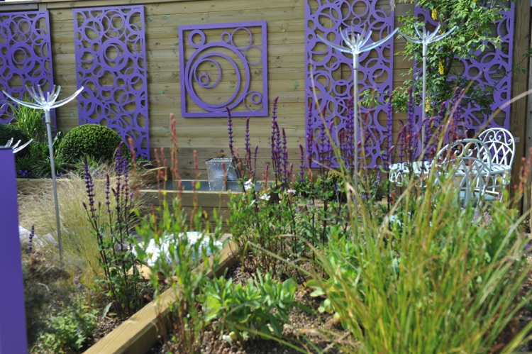 Garden design, show garden, by Sally Perigo in Berkshire | Special ...
